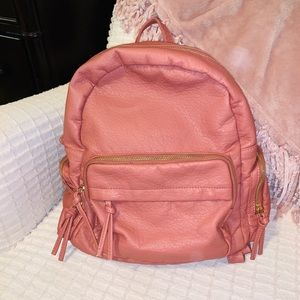 "Pink Backpack by ""Under One Sky"""